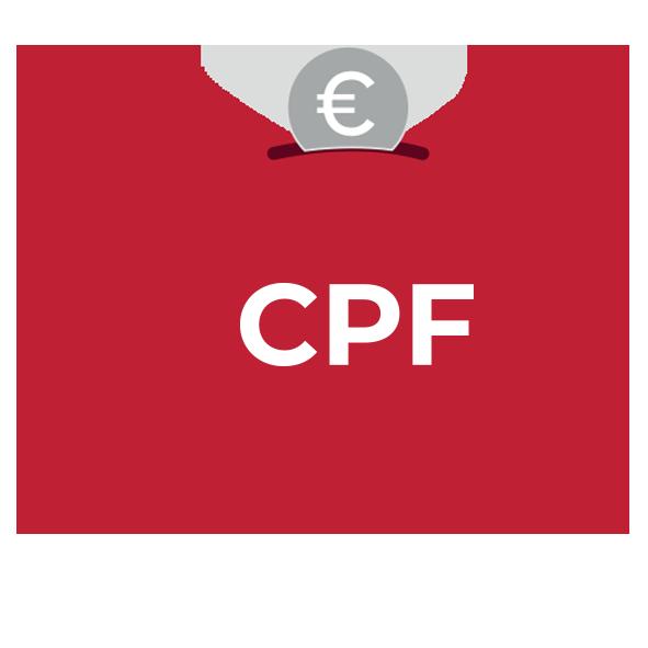 Utilisez votre CPF !
