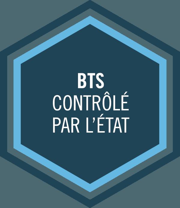 BTS contrôlé par l'État