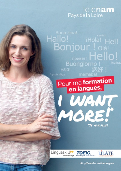 Plaquette Langues étrangères